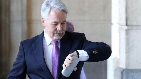 Jacinto Cañete, exdirector general de IDEA, ha sido condenado a 8 años y seis meses de inhabilitación por un delito continuado de prevaricación