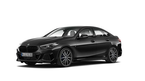 BMW Serie 2 Gran Coupé, Black Shadow Edition