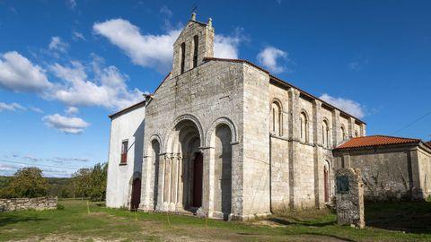 Otro aspecto de la iglesia de Diomondi