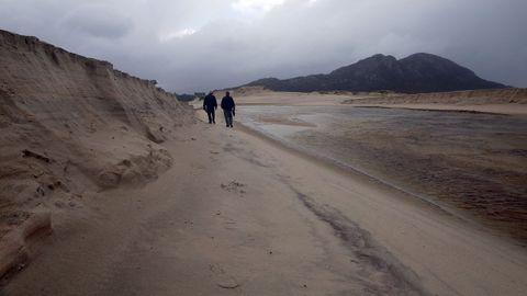 Laguna de Louro el 14 de noviembre del 2019