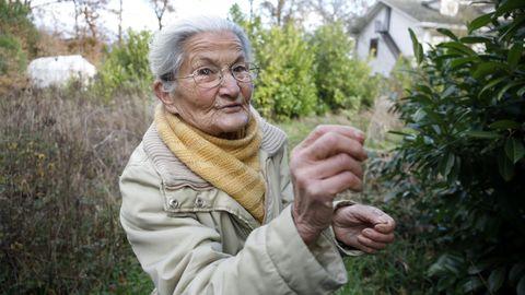 Benedicta Sánchez, a sus 84 años, ha entrado entre las candidatas a llevarse el Goya a la mejor actriz revelación