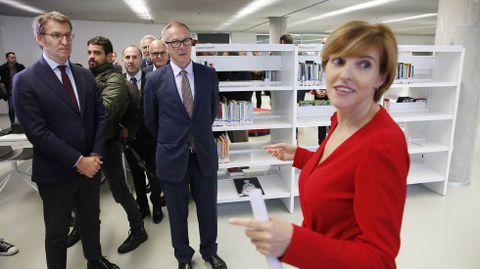 Así é a nova biblioteca de Ourense