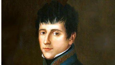 Retrato de Rafael de Riego