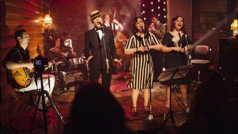 El grupo de swing O Sister actuará en Vilalba