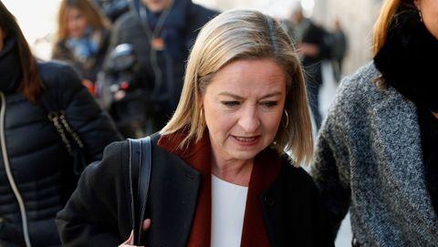 Ana Oramas, de Coalición Canaria