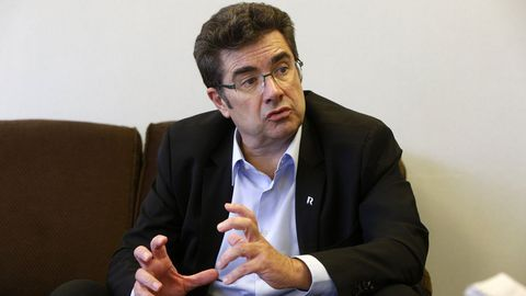 José Miguel García, consejero delegado del grupo Euskaltel