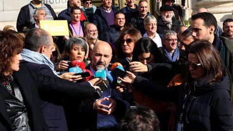 Galicia fue una de las comunidades que dio mayoritariamente el sí a Pedro Sánchez