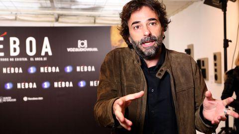 Gonzalo López-Gallego es el director de la serie de Voz Audiovisual para TVE