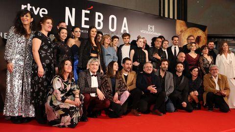 Foto de familia de Néboa
