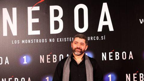 El actor gallego Daniel Currás
