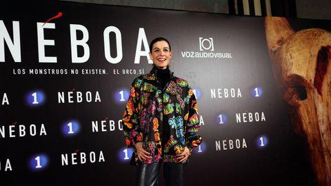 La presentadora Raquel Sánchez Silva