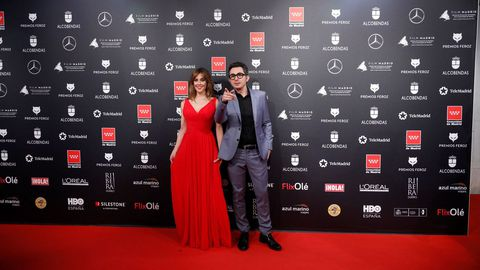 Ana Ugarte y Berto Romero