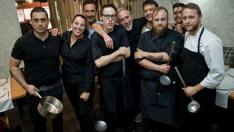 El de Alberto es el segundo restaurante mejor valorado por los usuarios de TripAdvisor en A Coruña ciudad. En toda la provincia, destaca en la décima posición