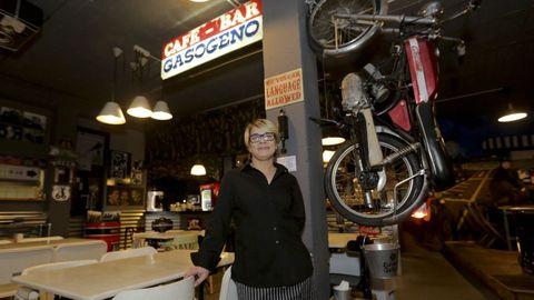 Hangar 218, en Arteixo, se sitúa en el Top 25 de los restaurantes mejor valorados de la provincia. Ocupa el puesto 16 a enero del 2020
