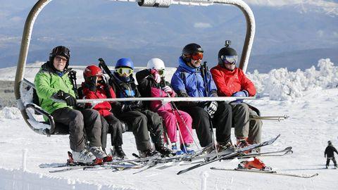 Estación de esquí de Manzaneda
