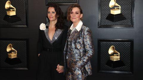 Catherine Sheperd y Brandi Carlile