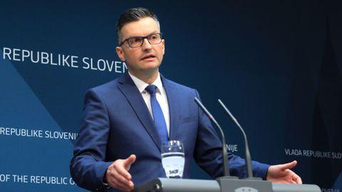 Marjan Sarec, primer ministro de Eslovenia
