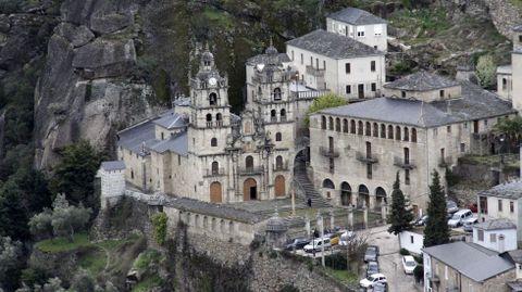 As Ermitas en O Bolo es uno de los principales reclamos turísticos de Valdeorras