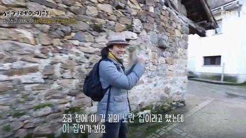 La televisión coreana enseña Asturias
