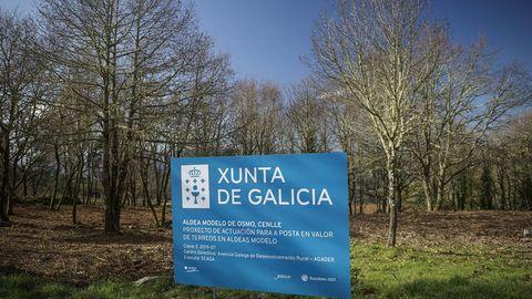 Osmo,en Ourense, es la primera aldea modelo de Galicia