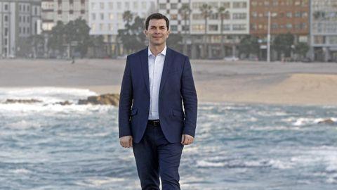 Gonzalo Caballero avanza que Pedro Sánchez «vendrá varias veces» para respaldarle en el campaña