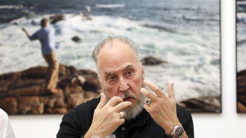 Francesc Torres protagoniza su primera gran exposición individual en Galicia en el CGAC
