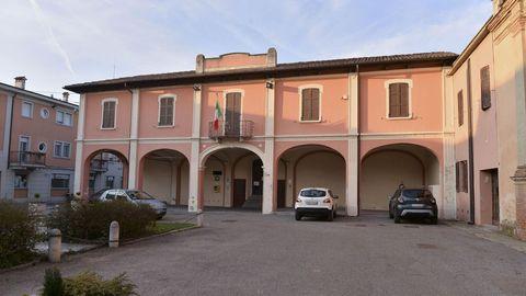 Castilgio D'Adda es otro de los pueblos aislados