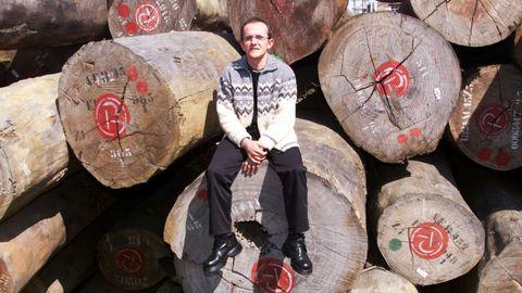 Morris, nunha imaxe do ano 2000
