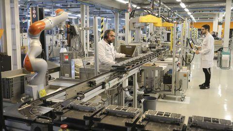 Televés es el gran ejemplo de industria innovadora en el municipio compostelano