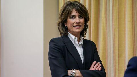 Dolores Delgado, fiscala general del Estado