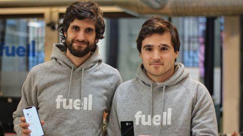 Daniel Seijo y Eduardo Ortiz de Lanzagorta se han lanzando al mundo «fintech» con Fuell