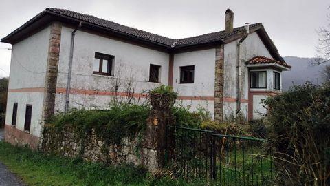 Casa parroquial de Coya