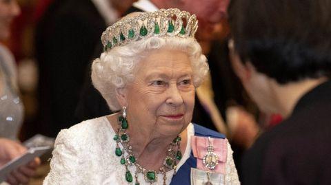 Isabel II, en una foto de archivo