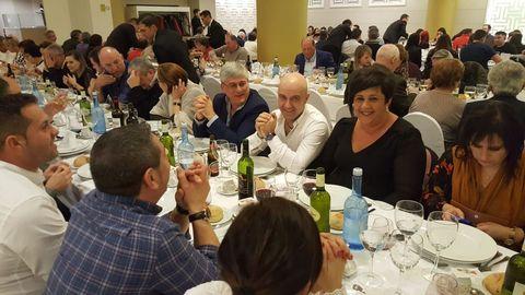 Gala de Tiro de Sarria, con más de 230 asistentes