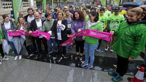 Carreira pola Igualdade. 8M Día de la Mujer