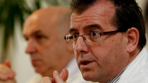 Antón Fernández, director médico del Chuac
