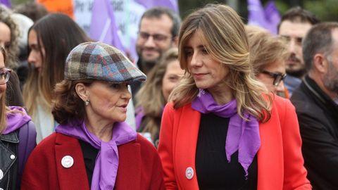 Begoña Gómez, la mujer del presidente del Gobierno, también se ha contagiado del coronavirus