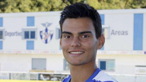 Yelco Alfaya, primer caso positivo en el deporte gallego