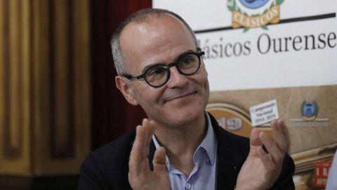 El senador del Partido Popular y exalcalde de Ourense entre 2015 y 2019, Jesús Vázquez, que ahora es concejal en la coalición con Democracia Ourensana, ha dado positivo en COVID-19