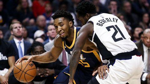 El jugador de la NBA, con los Utah Jazz, Donovan Mitchell también ha dado positivo