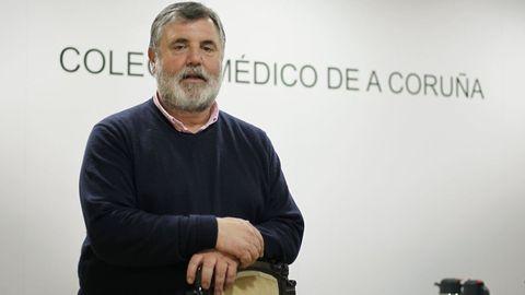 Luciano Vidán, en una imagen de archivo