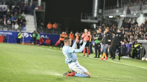 301 - Huesca-Celta (3-3) el 3 de abril del 2019