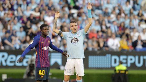 306 - Celta-Barcelona (2-0) el 4 de mayo del 2019