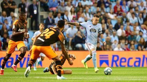310 - Celta-Valencia (1-0) el 24 de agosto del 2019