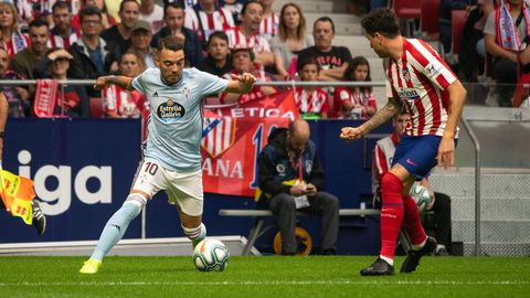 313 - Atlético-Celta (0-0) el 21 de septiembre del 2019