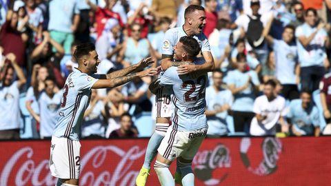 316 - Celta-Athletic (1-0) el 6 de octubre del 2019