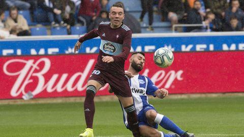 317 - Alavés-Celta (2-0) el 20 de octubre del 2019