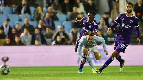 323 - Celta-Valladolid (0-0) el 29 de noviembre del 2019