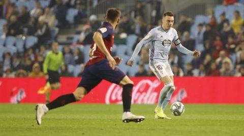 327 - Celta-Osasuna (1-1) el 5 de enero del 2020