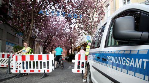 En Alemania la justicia no está dispuesta a hacer excepciones en Semana Santa